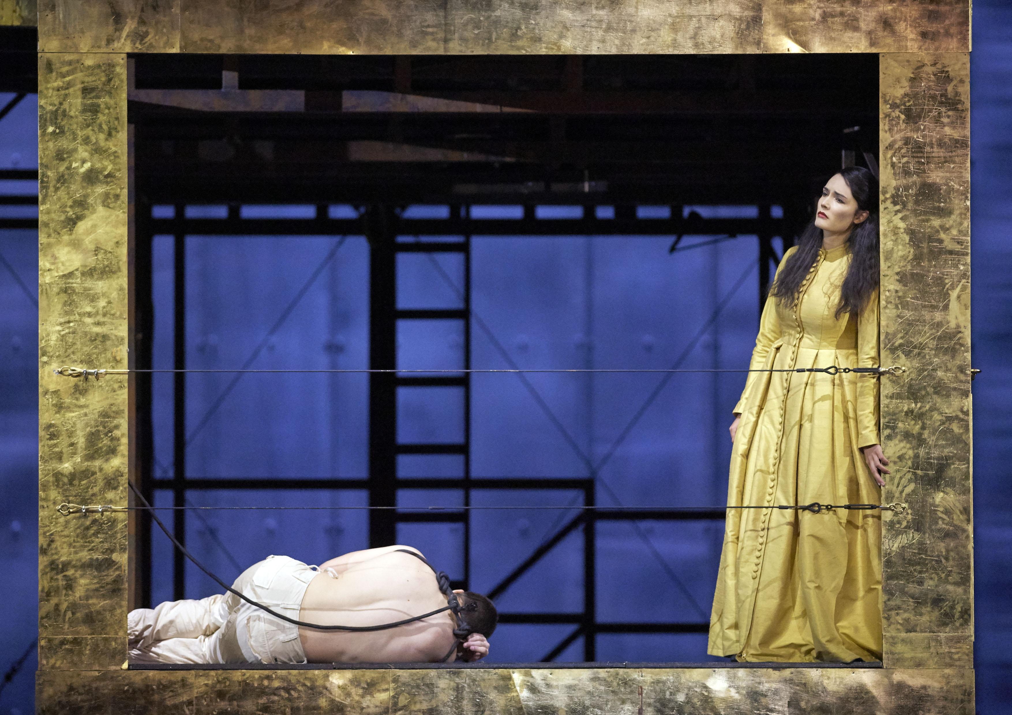 Gaelle Arquez as Gluck's Armide at Vienna State Opera